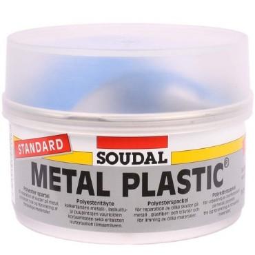 Soudal Metal Plastic 250g 103419