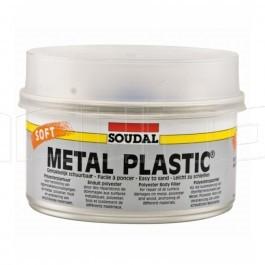 Soudal Metal Plastic Soft 1kg 104314