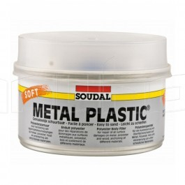 Soudal Metal Plastic Soft 2kg 105975