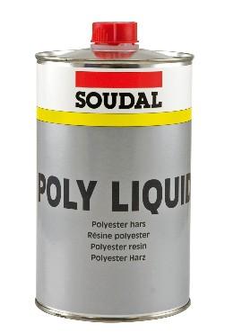 Soudal Poly Liquid 1kg, 103438