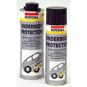 Soudal Underbody Protection 500ml 106702