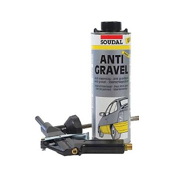 Soudal Anti-Gravel hall 500ml 106709