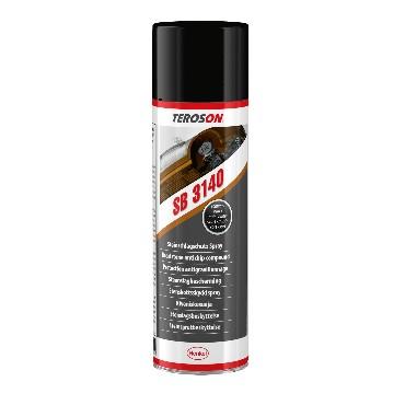 Teroson aerosool-kivikaitse, must 500ml