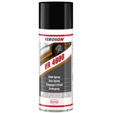 Teroson tsink-aerosool,tsinkgalv.keevit.pinnale VR4600 400ml