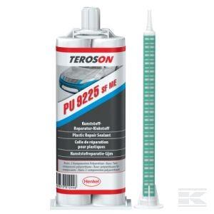 Teroson PU 9225 Super Fast plastiparandusliim 2x25ml