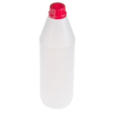 250ml plastpudel + kork