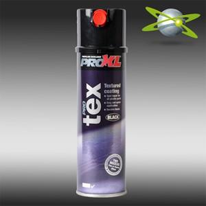 PROXL- PROTEX musta  tekstuuriga aerosool 500ml