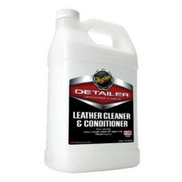 Leather Cleaner & Conditioner 3,78L