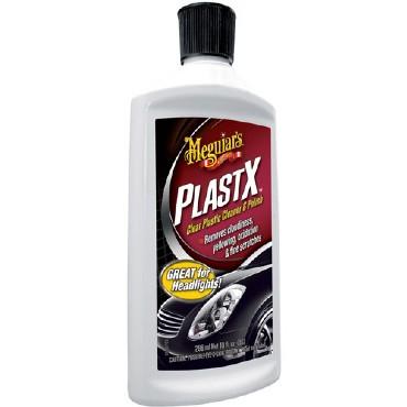 PlastX kirgaste plastikute puh.-ja lihvaine 296ml