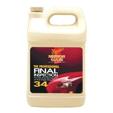 Final Inspection 3,78L