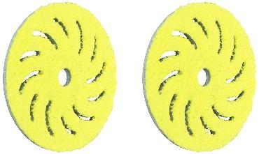 Rupes microfiiber poleerpadi kollane (fine) 170mm*