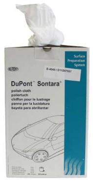 Sontara® valge poleerimiskangas 400x365mm E-4545