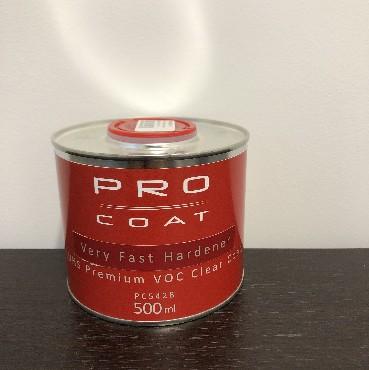 ProCoat Very Fast kõvendi UHS 2:1 (PC4316) 0,5L
