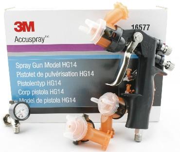 3M Accuspray krundipüstol Mudel HG 14