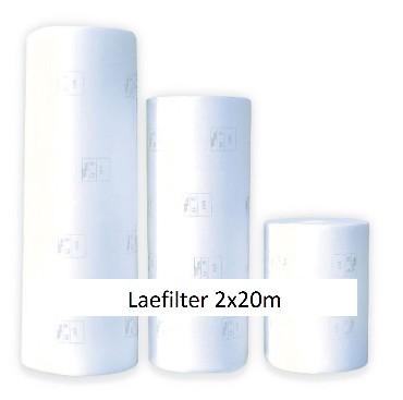 Laefilter EU5 Sawetex ( 2 x 20m ) LT