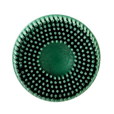 3M 07524 Roloc Bristle P50, roheline