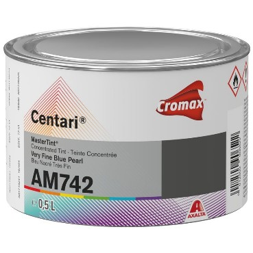 AM742 Centari® Mastertint® Very Fine Blue Pearl 0.5L