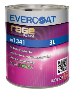 EverCoat Rage Ultra 3L