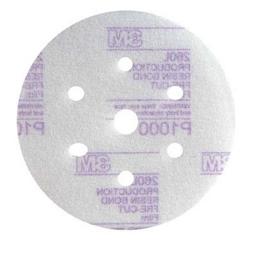 3M 51053 Hookit 260L/15 lihvketas P1500 150mm