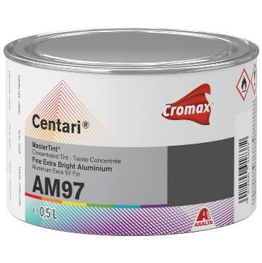AM97 Centari® Mastertint® Fine Extra Bright Aluminium 0.5L