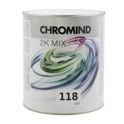 MIX1118 Chromind® 2K MIX® White HP 3.5L