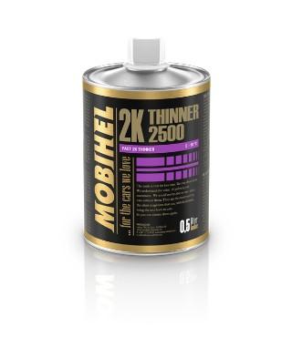 HEL2K2500 MobiHEL® 2K lahusti 0.5L
