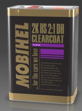 HEL2K0402 MobiHEL® 2K Lakk HS DH Low VOC 1.00L