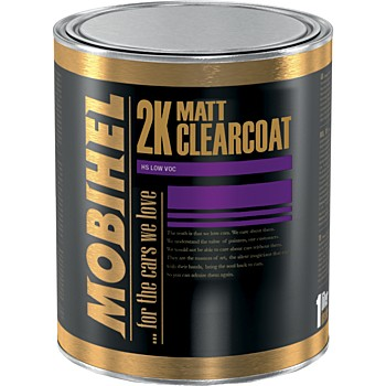 HEL2K6422 MobiHEL® 2K Lakk matt Low VOC 1.00L