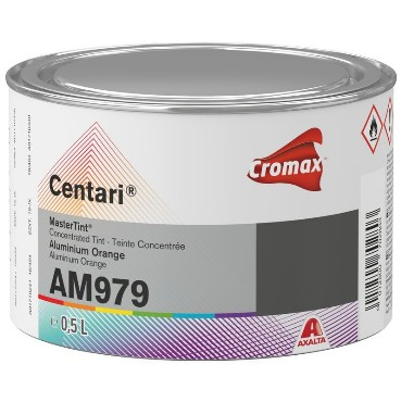 Centari® MasterTint® Aluminium Orange 0.5L