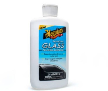 G8408 Meguiar's Perfect clarity glass polishing compound