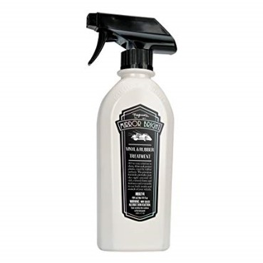 MB0714 Mirror Bright Vinyl & Rubber Treatment 414ml