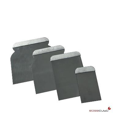 BossAuto metallist pahtlilabida komplekt - 4tk