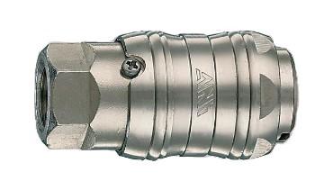 Ani kiirühendus otsik LUX lukustusega,8mm voolikule