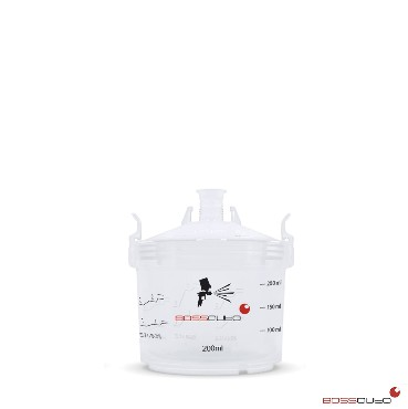 BossAuto Paint System BPS 125μ 200 ml