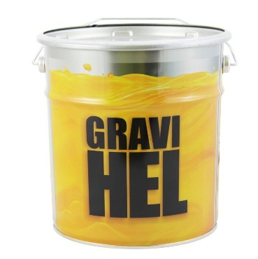HELPUR402-001 GraviHEL® PUR Topcoat deep matt 3.5L