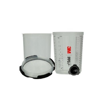 PPS Series 2.0 KIT 400ml, 125mic (50tk)