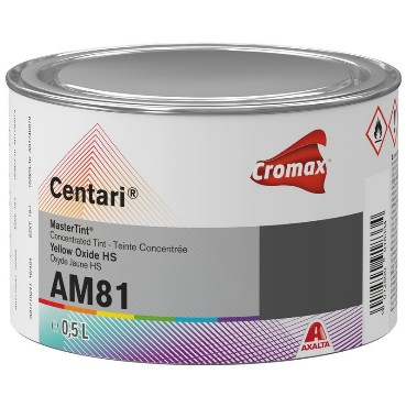 AM81 Centari® Mastertint® Yellow Oxide HS  0.5L