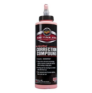 Meguiars Microfiber Correction Compound 473ml