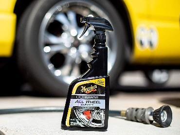 Meguiars Ultimate All Wheel Cleaner 709ml