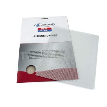 Hagmans alumiinium võrk 200x250mm