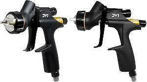 DeVilbiss lakipüstol DV1 1,2 C1+ (paagita)