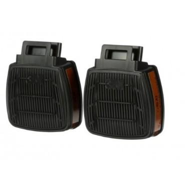 3M D8055 SecureClick A2 filtrid. Paar
