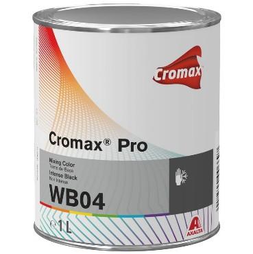 WB04 Cromax® Pro Intense Black 1L