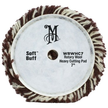 "Meguiars WRWHC7 Soft Buff villane lõikepadi 7"""