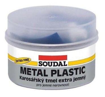 Soudal Metal Plastic Extra Fine 1kg 103424