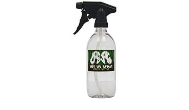 DJLSC06 Let us Spray keemiakindel pihusti+pudel