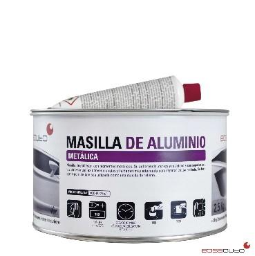 BossAuto metallik alumiinium pahtel 2,5kg