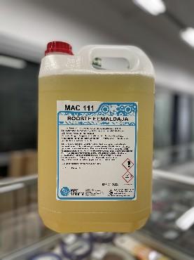 Mac 111K Oksiidi ja roosteeemaldus konts.