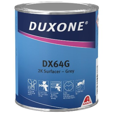 Duxone® DX64G 2K Krunt - Hall 3.5L