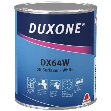Duxone® DX64W 2K Krunt - Valge 1L